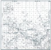 Sheet 63 - Township 13 and 14 S., Range 26 and 27 E., Millwood, Fresno County 1923